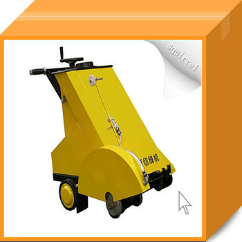 Electric Concrete Road Cutter Machine MDG500A