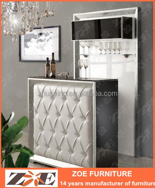 moderne en bois de la maison mini bar armoire conception ow105 meubles en bois id de produit. Black Bedroom Furniture Sets. Home Design Ideas