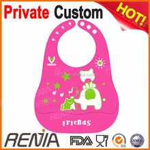 water proof silicone baby bid and silicone bibs for kids