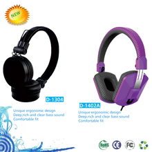 China manufacturer modern fashionable stereo studio wireless bluetooth headphones for laptop