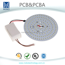 Aluminum base LED desk light pcb with RoHS approved