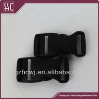 25mm Plastic side release buckle