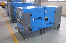 Powered by 403A-11G1 Three phase 8kw 10kva Silent Diesel Generator set