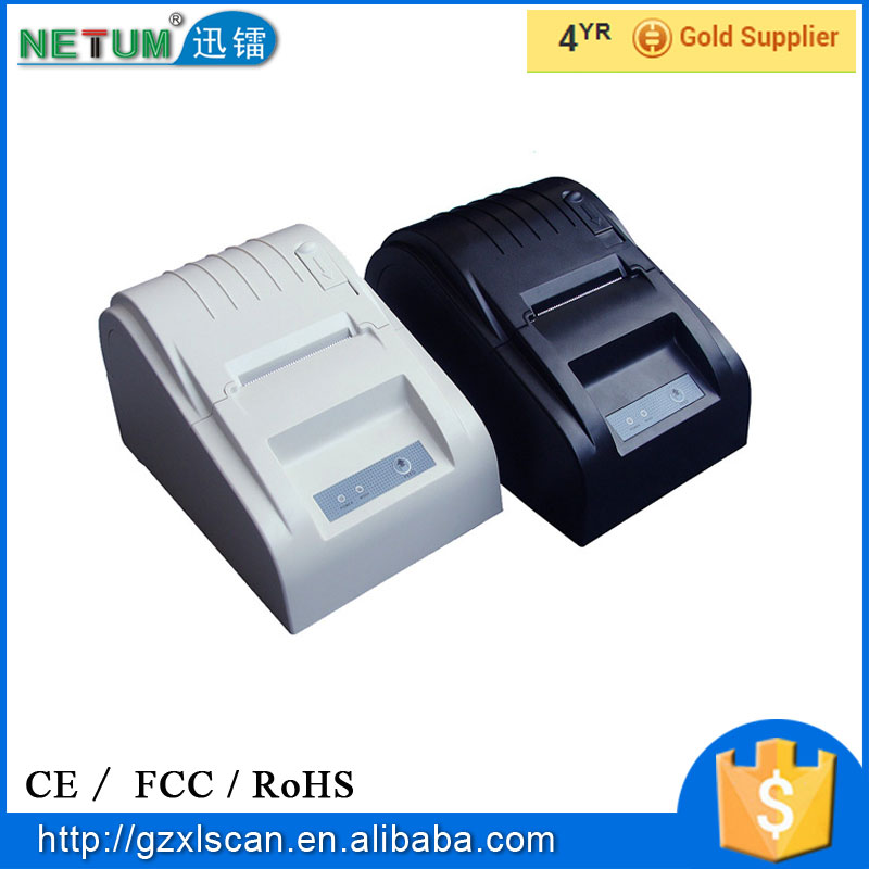 NT-5890T 58mm barcode label thermal receipt printers