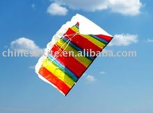 Rainbow power kite