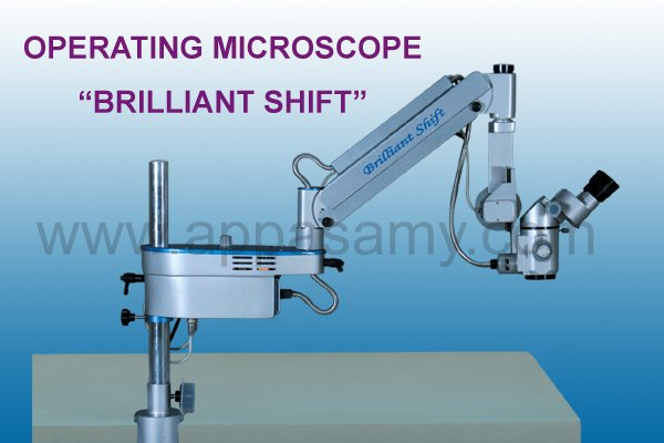 Brilliant Shift Microscope