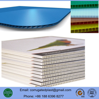 Flexible Corrugated Polypropylene Plastic Sheets