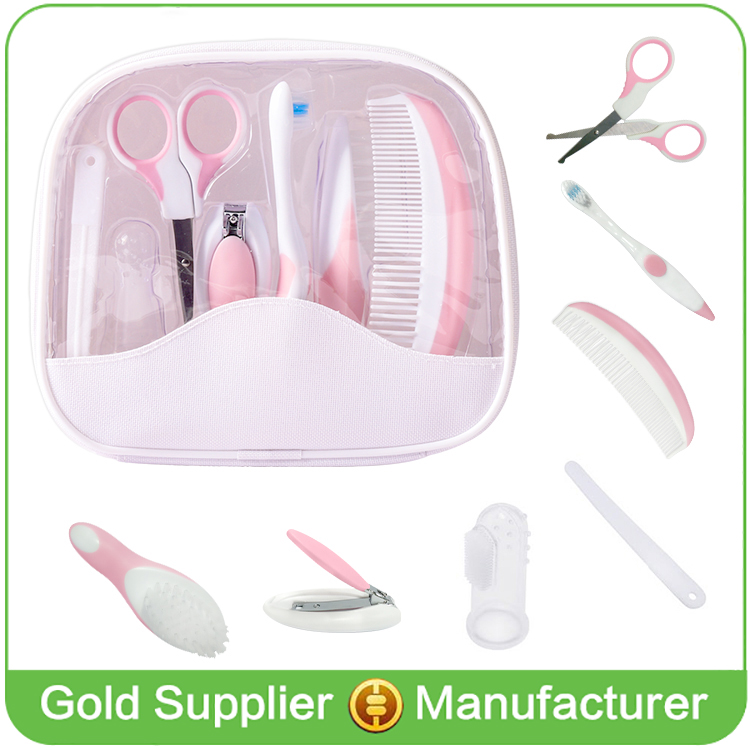 New Design Portable FDA Easy Nail Set baby grooming kit