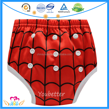 The Best Baby Diaper Pants One Size Waterproof Bamboo Toddler Traiing Pants