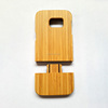 Natural bamboo cell phone case for samsung s7 paypal