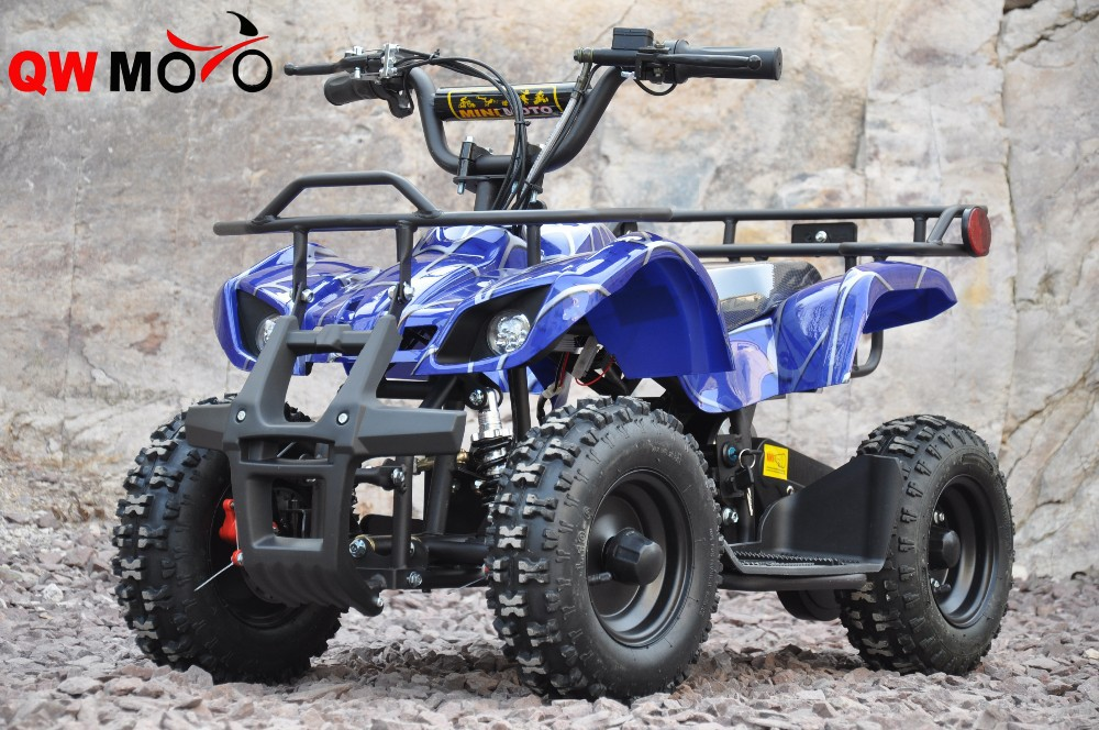 Mini Kids' 500W 800W Electric ATV Quad