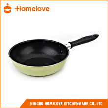 [Factory Outlet]Eco-friendly Non-stick Ceramic /Marble Coating Aluminum Wok