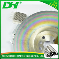 Factory supplier newest strong packing hss disc saw blade for metal cutting wholesale price