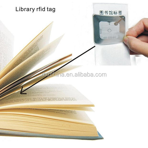 High quality new style uhf tag for toll roads