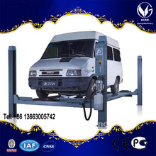 wheel alignment machine price / Car tire changer and four post Hydraulic Car Lift