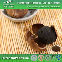 100% Natural Fermented Black Garlic P.E., Polyphenols 3%, 4:1,10:1