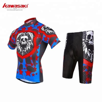 2018 Custom sublimation cycling jersey