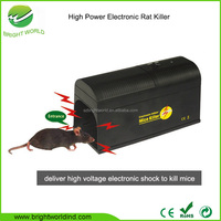 Indoor high power electronic rat killer
