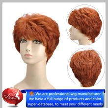 Wholesale Short Jack Sparrow Wig, Synthetic Wigs For Women, Sexy Synthetic Wigs