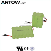 OEM SGS, UL approved 1.5v aa ni-mh rechargeable battery for solar light