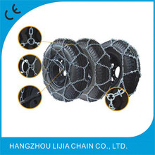 12MM A3 STEEL UNIVERAL KN SERIES SNOW WHEEL CHAIN