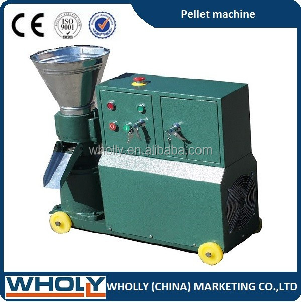 The Small Poultry Feed Pellet Granulator/Chicken Feed Pellet Machine For Sale/Animal Feed Granulator