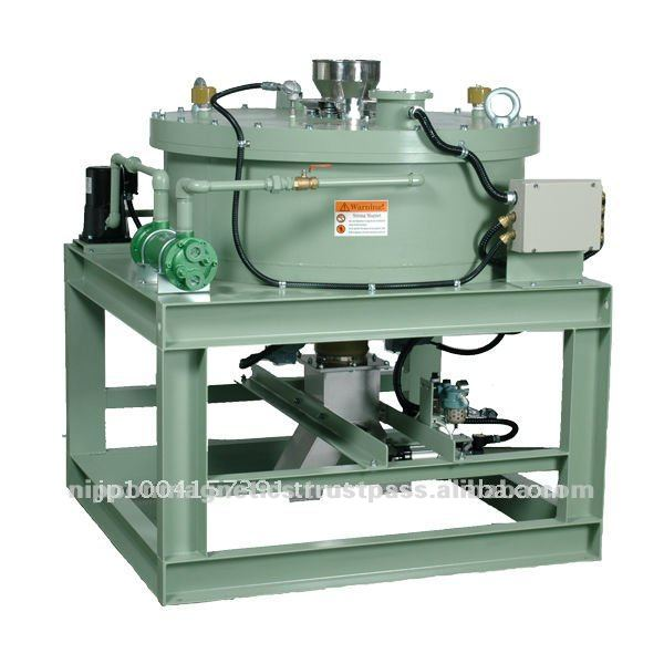Electro Magnetic Separator Model : CG with vibration motor