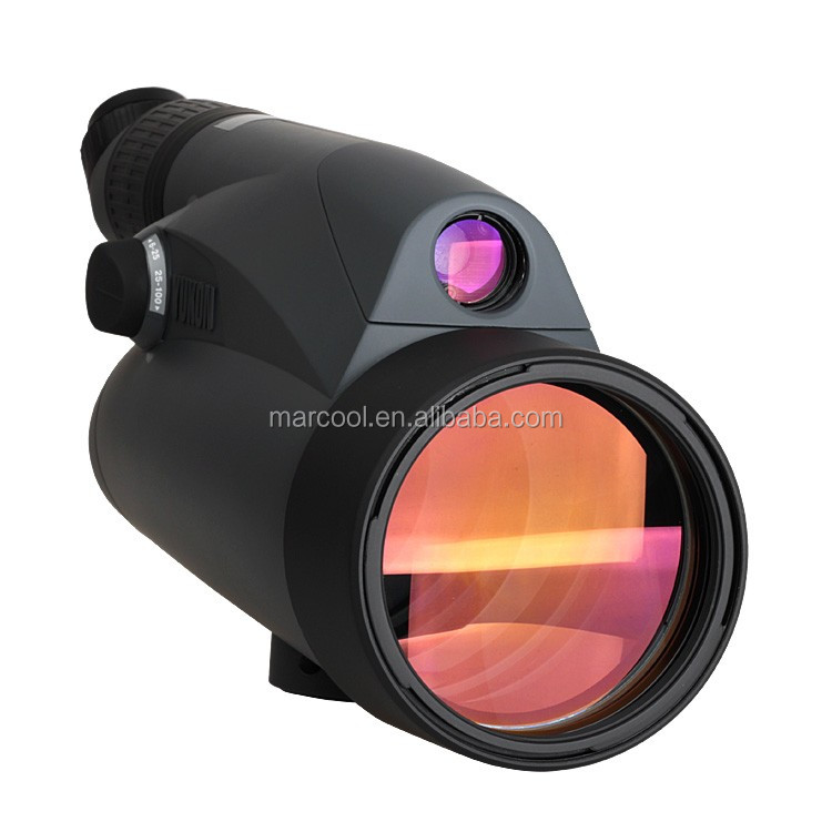 Yukon 6-100x100 Spotting Scope for bird watching Lightweight scope