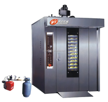 Various kinds of Industrail gas type cake baking equipment, bakery equipment, baking ovens