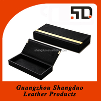 High Quality Top Design Best Material Handmade Leather Pen Case