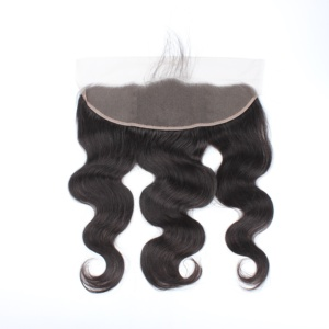 body wave 10a virgin unprocessed human brazilian hair closure