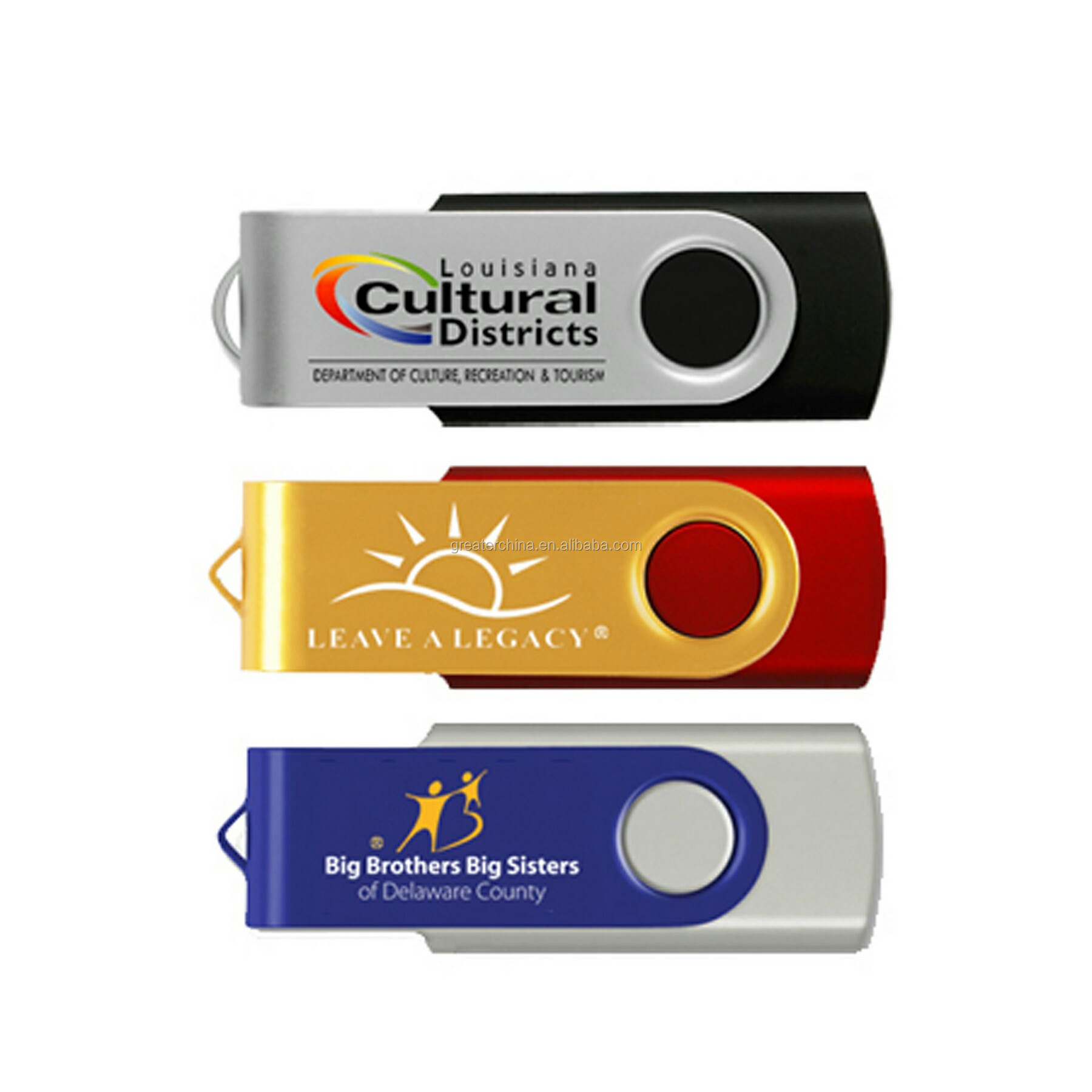 Promotional USB Flash Drive, Classical USB flash Disk