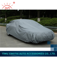 Professional factory supply outdoor protective full size car cover