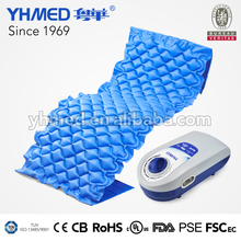 Healthcare medical alternating pressure pad inflatable air mattress