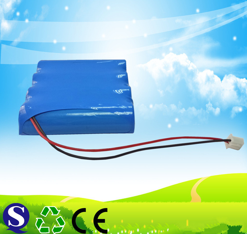 Rechargeable lithium ion battery 7.4v 4000 li ion battery pack