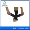 Adjustable ankle support compression breathe ankle brace and foot sleeve