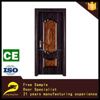 walnut color Indian house main gate designs
