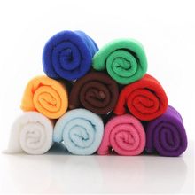 cheap wholesale microfiber cleaning cloth in roll