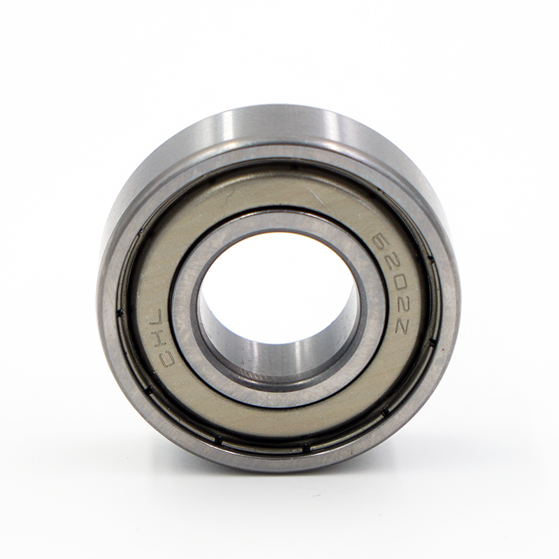 High precision deep groove ball bearing 6202 ball bearing with dimensions 15x35x11mm