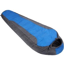 extreme cold weather minion sleeping bag, double layer sleeping bag,