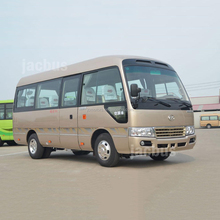 Hot Selling JAC BUS Ankai Luxury Mini Coaster Bus with free parts for Sale