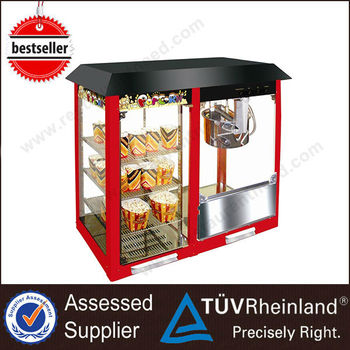 Commercial Kitchen Equipment Sweet Automatic Popcorn vending machine