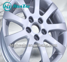 Size 6 alloy wheel car for VW sale