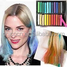 mixed color hair dye chalk italian brands