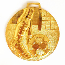 Cheap fantasy gold football medal