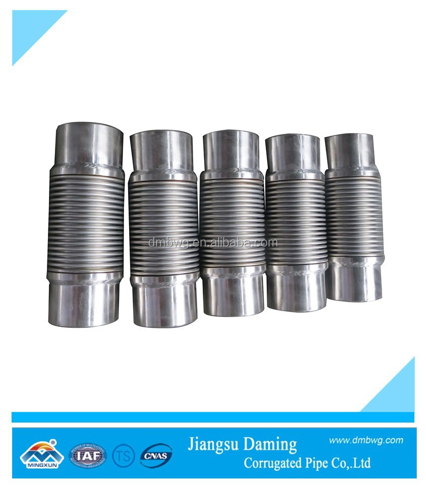 Stainless steel bellows pipe fitting buy