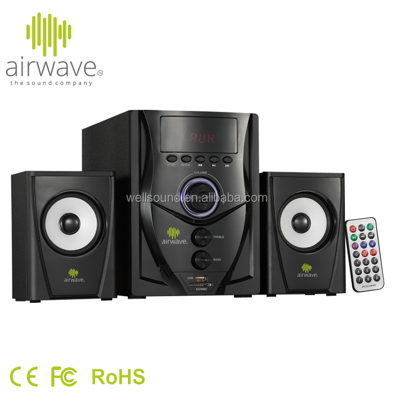 2017 trending products surround sound computer speaker home theater system speaker dj bass speaker