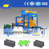 qt5-15 hydraulic color paving block making machine