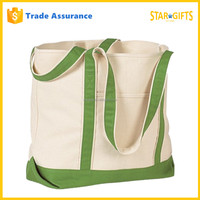 Wholesale Recycle Customized Printed Cotton Canvas Tote Bag