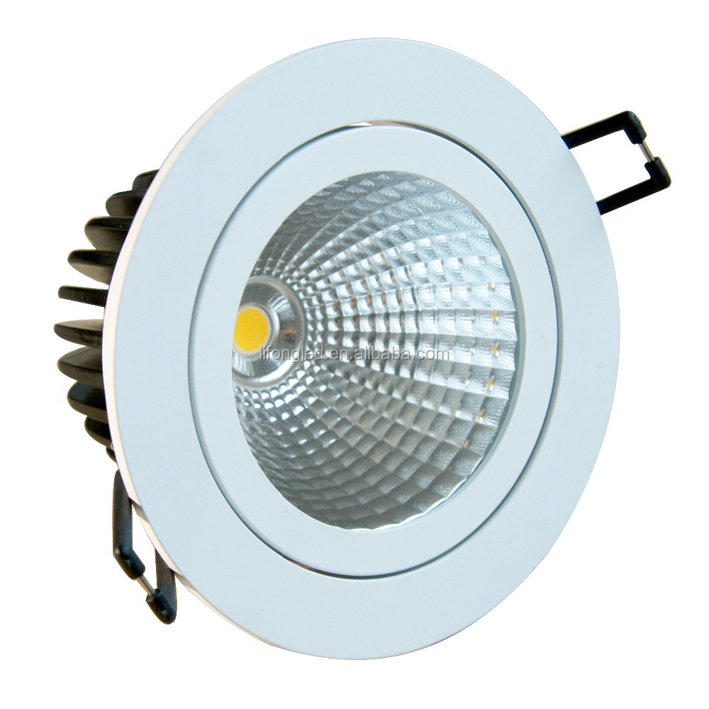Hot sale indoor lights katalog lampu downlight led cob 12 watt